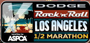 2011 Dodge Rock 'n' Roll Los Angeles Half Marathon